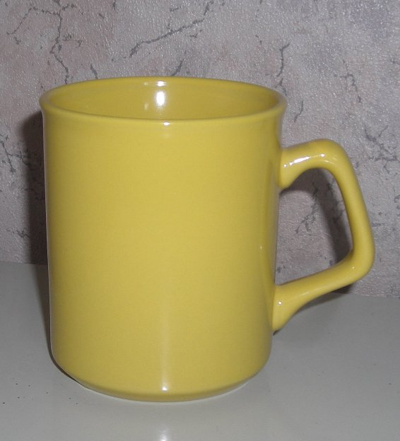 Titan Mug-Yellow